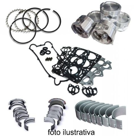 Kit Motor Honda Civic 1.5 16v 80/95 D15b7