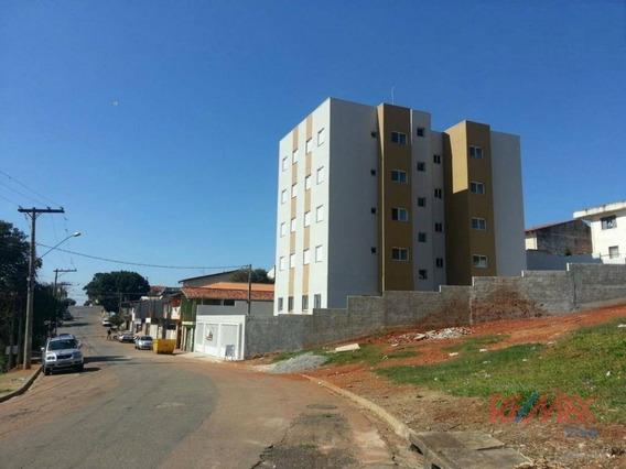 Apartamento Com 1 Dormitório À Venda, 39 M² Por R$ 165.000,00 - Jardim Alvinópolis - Atibaia/sp - Ap0692