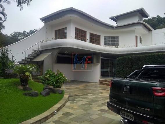 Ref 9766 - Lindissima Casa Assobradada 8 Suites , 6 Vagas , Cond. Park Imperial - 3 Lotes Com 1.080 M2 , Lazer Completo. Estuda Propostas. - 9766