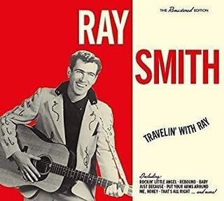 Smith Ray Travelin With Ray Bonus Tracks Limited Edition Cd
