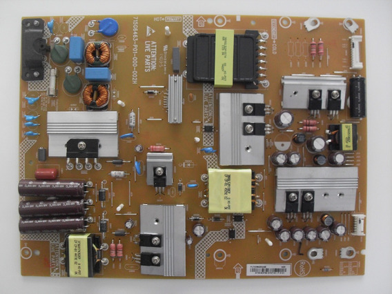 Placa Fonte Philips 55pfg7309/78 Nova Original