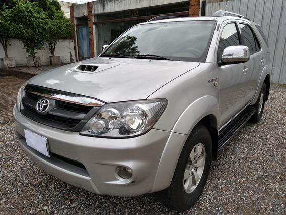 Toyota Sw4 3.0 Srv Cuero 2007
