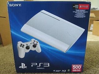 Consola Sony Playstation 3 Slim