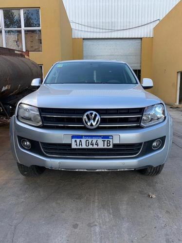 Volkswagen Amarok 140cv 4x2 Manual Starline 2016