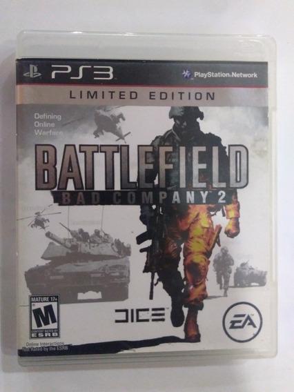 Jogo Battlefield Bad Company 2 Midia Fisica Ps3 R$39,9