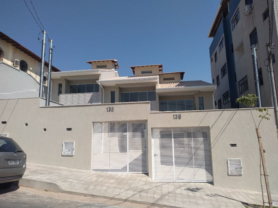 Itapõa. Casa Nova, Moderna, Independente. 3 Quartos Com Suíte. 4 Vagas. - 2671
