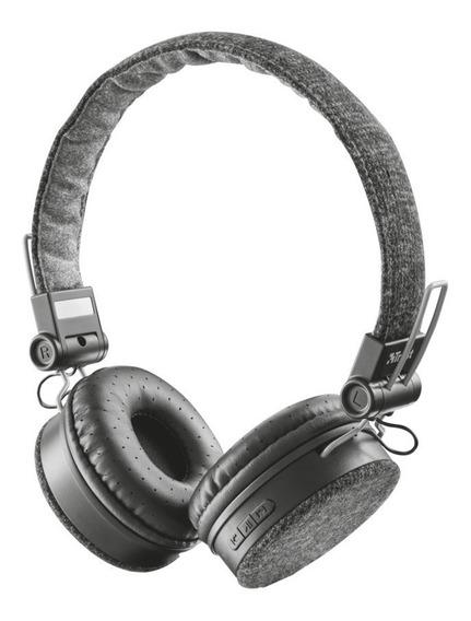 Auricular Trust Fyber Headset Bluetooth Inalambricos