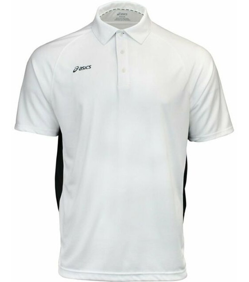 Asics Sports Apparel Playera Tipo Polo Caballero L