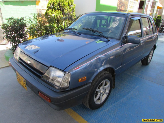Chevrolet Sprint 1.0 Mt 1000cc Pm