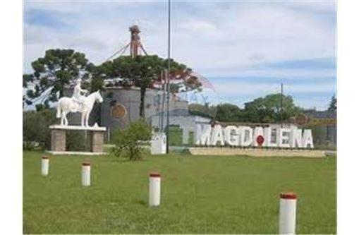 Terreno Manzana En Centro Magdalena - Oportunidad