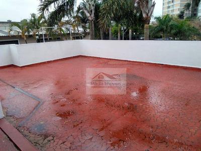 Casa Com 3 Dormitórios Para Alugar, 100 M² Por R$ 2.000/mês - Parque Novo Mundo - São Paulo/sp - Ca0479
