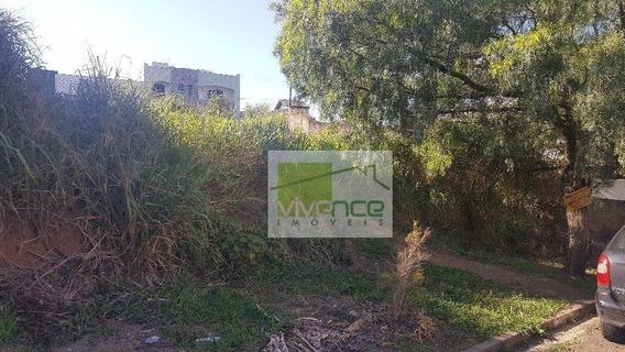 Terreno Residencial À Venda, Vila Sônia (sousas), Campinas. - Te0291