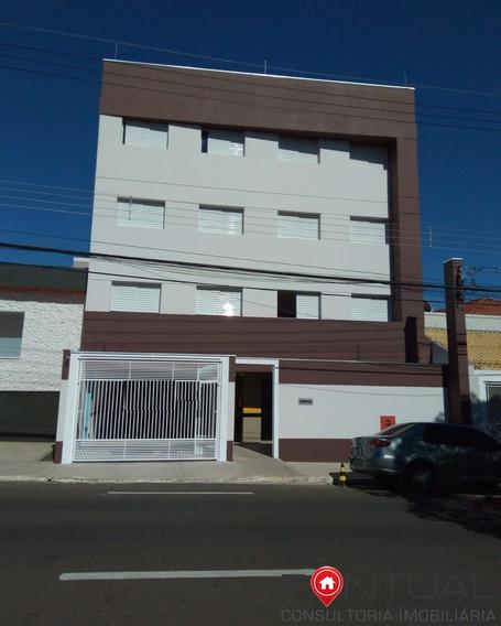 Apartamento Para Locação Em Marília No Edifício Estoril - Ap00245 - 34225129
