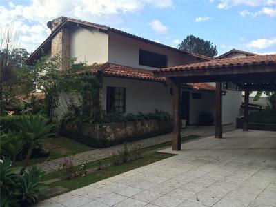 Casa Com 4 Dormitórios À Venda, 414 M² Por R$ 1.100.000 - Granja Viana - Cotia/sp - Ca11377