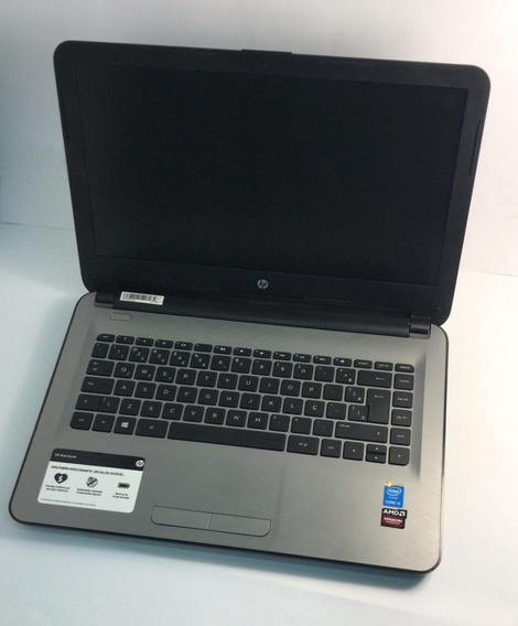 Notebook Hp 14-ac141br I5 8gb 500gb Windows Led 14