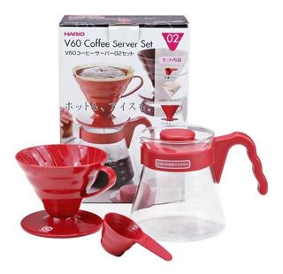 Kit Cafetera V60 Hario Barista Dripper