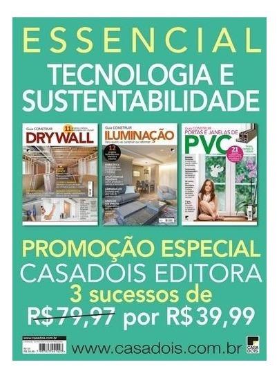 Kit Promocional Essencial Tecnologia E Sustentabil
