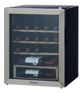 Cava Whirlpool WW2110S 127V acero inoxidable