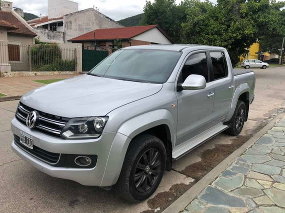 Volkswagen Amarok 2.0 Cd Tdi 4x4 Highline Pack At C34 2015