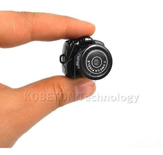 Mini Câmera Hd Cmos 2.0megapixel 640x480 Jpg Envio Imediato