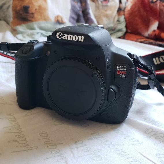 Câmera Canon T5i - Praticamente Nova - Somente Venda