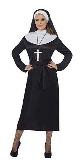 Disfraz Importado Para Mujer De Monja