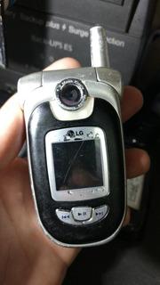 Celular LG Mx510 Defeito 1/18