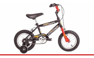 Bicicleta Halley Bmx Rodado 12 Nene Varon Rayos