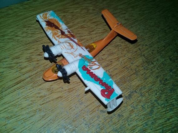 Avioneta Hydro Prop Mattel Matchbox 2006 Modelo Panama