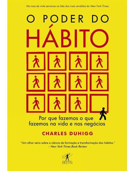 Livro - O Poder Do Hábito - Novo, Lacrado E Envio Imediato