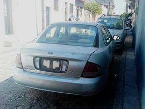Nissan Sentra Xe 5vel Aa Mt 2002