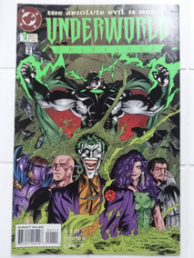 Underworld Unleashed Nº1 A 3 - Dc Comics - Mark Waid - 1995