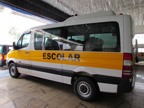 Mercedes-benz Sprinter 16 Lugares Escolar