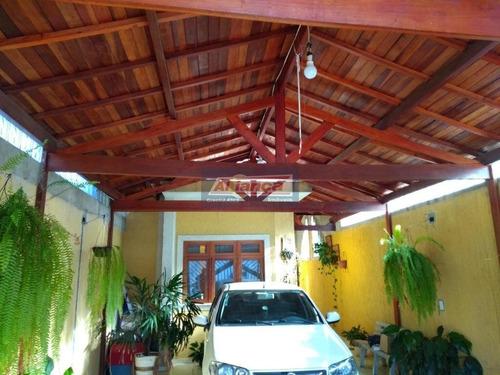 Sobrado Com 3 Dormitórios À Venda, 230 M² - Picanco - Guarulhos/sp - Ai13452