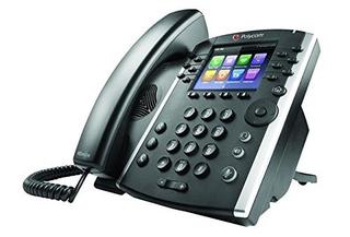 Polycom Vvx 411 220048450025 Pyme Teléfono Ip 12 Líneas
