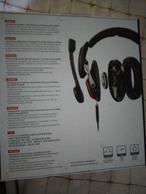 Headset Sennheiser Gsp 500