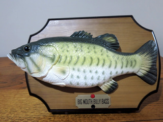 Big Mouth Billy Bass (pescado Musical Que Canta)