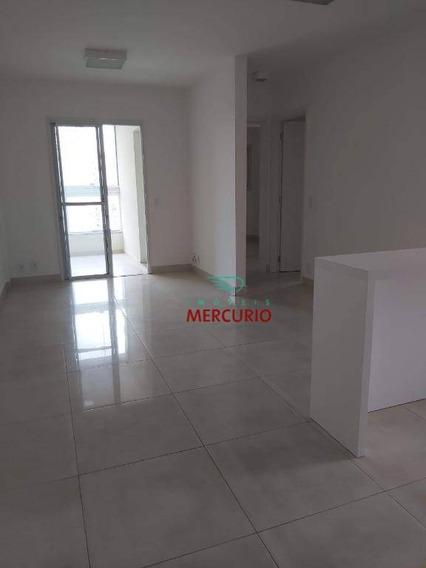 Apartamento Com 2 Dormitórios Para Alugar, 68 M² Por R$ 1.600/mês - Vila Nova Cidade Universitária - Bauru/sp - Ap3414