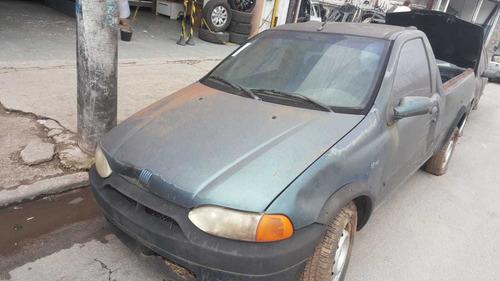 Fiat Strada 1999 2000 (sucata Somente Peças)