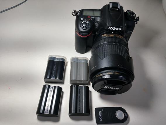 Câmera Fotografica Nikon D7200