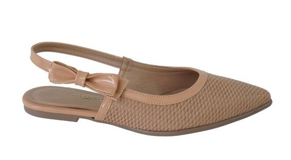 Sapato Feminino Mariotta 18071-07 - Nude