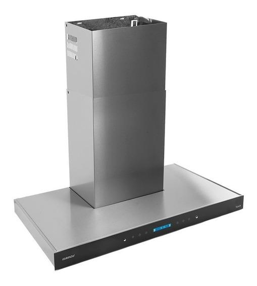 Campana Llanos Acero Premium Touch 90cm 3 Velocidades *10