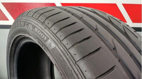 Pneu 205/50r17 89w Bridgestone Potenza S001 Runflat Usado