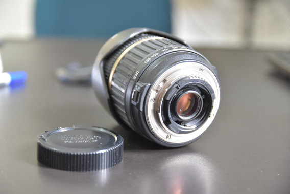 Vendo Ou Troco Lente Tamron 18-250mm Para Canon