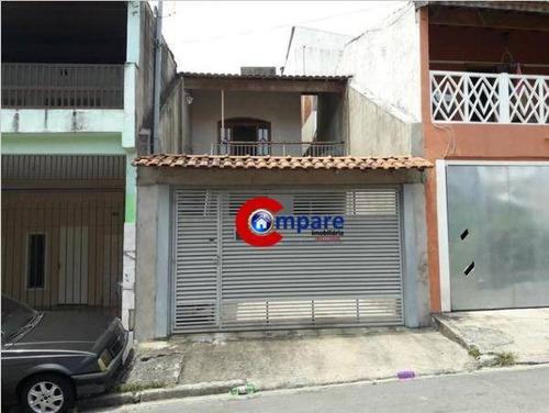 Casa Residencial À Venda, Jardim Santa Mena, Guarulhos - Ca0876. - Ca0876