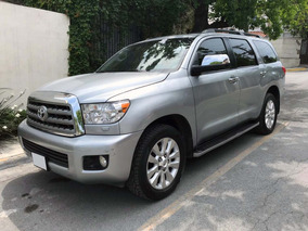 Blindada 2014 Toyota Sequoia Nivel 3 Plus Totals. Blindados