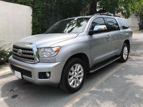 Blindada 2014 Toyota Sequoia Nivel 3 Plus Totals. Blindados