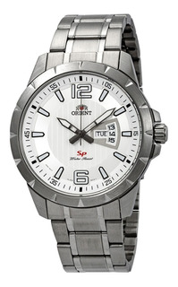 Reloj Hombre Deportivo Orient Sp Calendario 50 Mts Fug1x005w
