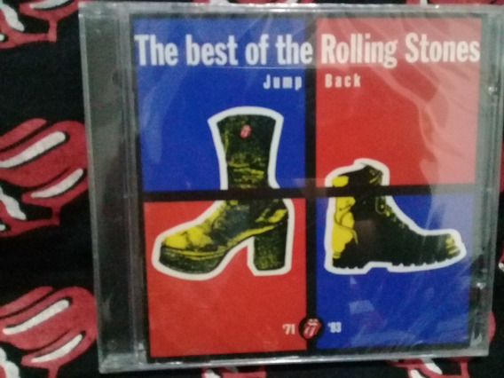 Cd Rolling Stones - Jump Back The Best Of