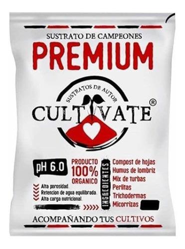 Sustrato Cultivate Premium Profesional 25 Litros